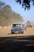 Classic original Mini Cooper S at the Caversham Historic Motoring Fair. Caversham, Perth, Western Australia.<br /> Sunday, 15th November 2009
