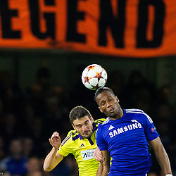 20141021: GBR, Football - UEFA Champions League 2014/15, Chelsea FC vs NK Maribor