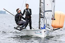 , Kiel - Kieler Woche 20. - 28.06.2015, RS 800 - GBR 1189