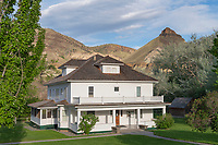Historic Cant Ranch John Day Fossil Beds National Monument