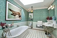 Bathroom at 466 West 144th Street