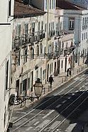 LSB351A Lisbon Alfama district