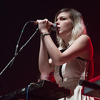 La Femme opening for Maximo Park at HMV Ritz, Manchester, Greater Manchester, 2012-11-06