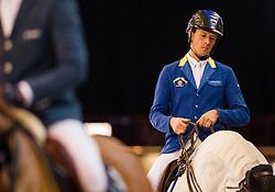Ahlmann Christian, (GER), Aragon Z<br /> Laiterie de Montaigu Trophy<br /> Longines Masters Paris 2016<br /> © Hippo Foto - Cara Grimshaw