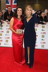 Susanna Reid, Kate Garraway, Pride of Britain Awards, Grosvenor House Hotel, London UK. 28 September, Photo by Richard Goldschmidt /LNP © London News Pictures