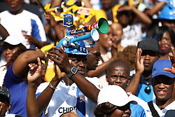 general view of fans during the 1st leg of the MTN8 Semi Final between Chippa United and Mamelodi Sundowns held at the Nelson Mandela Bay Stadium in Port Elizabeth, South Africa on the 11th September 2016<br /><br />Photo by: Richard Huggard / Real Time Images