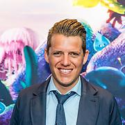 NLD/Amsterdam/20170318 - première De Smurfen en het Verloren Dorp, Kees Tol