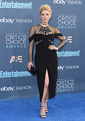 Stars attend the 22nd Annual Critics Choice Awards in Santa Monica, California. 11 Dec 2016 Pictured: Katheryn Winnick. Photo credit: Bauer Griffin / MEGA TheMegaAgency.com +1 888 505 6342