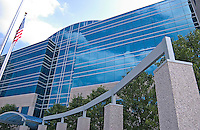 Columbia Maryland Office Building photography architectural details by Jeffrey Sauers of Commercial Photographics