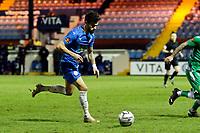 Macauley Southam-Hales. Stockport County FC 1-0 Yeovil Town FC. Vanarama National League. Edgeley Park. 6.2.21