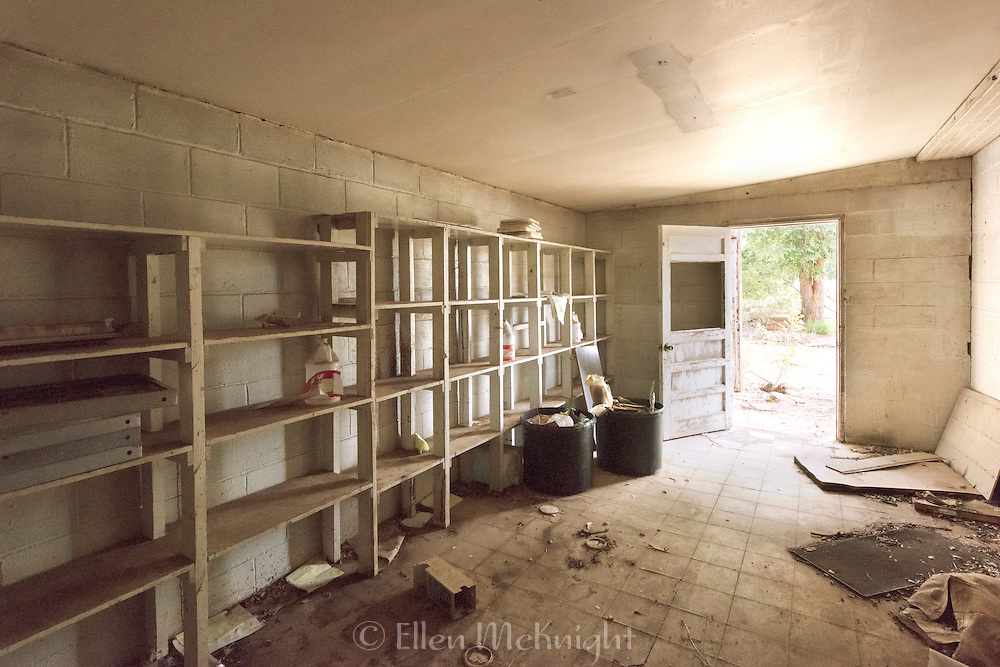 Abandoned Home off Route 66 in New Mexico