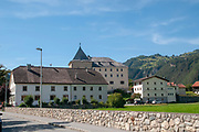 Ried im Oberinntal, Tyrol, Austria. a municipality in the district of Landeck in the Austrian state of Tyrol