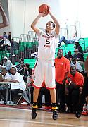 April 8, 2011 - Hampton, VA. USA; Billy Garrett Jr. participates in the 2011 Elite Youth Basketball League at the Boo Williams Sports Complex. Photo/Andrew Shurtleff