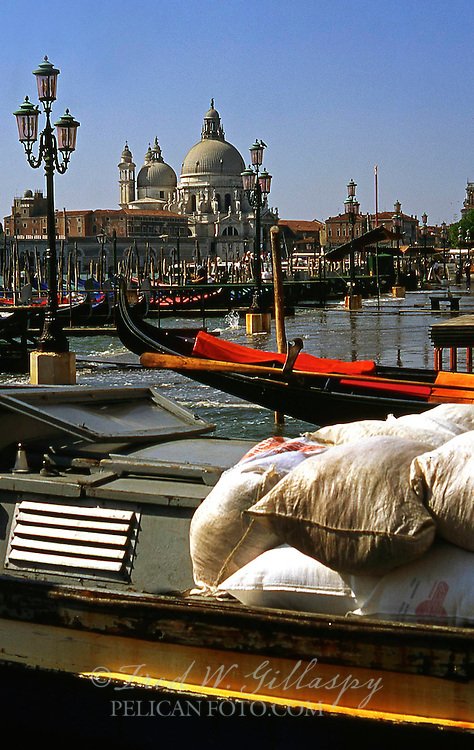 Grand Canal, Canals 2, Venice, Italy