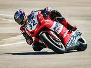 Eric Bostrom, Ducati Austin at Pikes Peak International Raceway