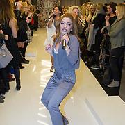 NLD/Amsterdam/20160125 -  Modeshow Josh V  SIXTEEN Collection, Ogene