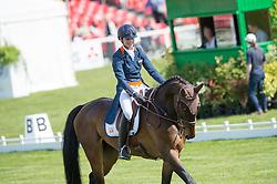 Naber Lozeman Alice, (NED), Harry Belafonte<br /> CCI4* - Mitsubishi Motors Badminton Horse Trials 2016<br /> © Hippo Foto - Jon Stroud<br /> 06/05/16