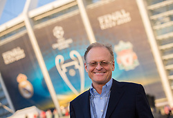 Janez Skrabec, CEO of Riko prior to the UEFA Champions League final football match between Liverpool and Real Madrid at the Olympic Stadium in Kiev, Ukraine on May 26, 2018. Photo by Andriy Yurchak / Sportida