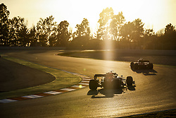February 18, 2019 - Barcelona, Spain - VERSTAPPEN Max (ned), Aston Martin Red Bull Racing Honda RB15, action during Formula 1 winter tests from February 18 to 21, 2019 at Barcelona, Spain - : FIA Formula One World Championship 2019, Test in Barcelona, (Credit Image: © Hoch Zwei via ZUMA Wire)