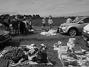 Pevencey Bay car boot sale, East Sussex. 26 May 2019