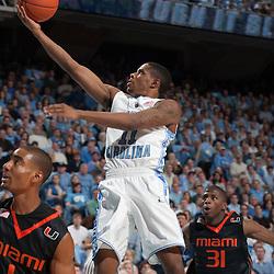 2009-01-18 Miami at North Carolina Tar Heels basketball