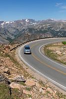 Beartooth Highway Wyoming