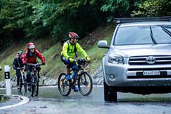 13-09-2017 SUI: BvdGF Tour du Mont Blanc day 5, Champex<br /> Deze etappe wordt volledig in Zwitserland verreden en bevat enkele mooie trails. We eindigen bergop waar er in Champex werd overnacht. Inigo, Marion