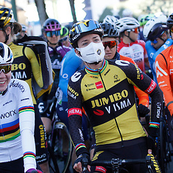 25-04-2021: Wielrennen: Luik Bastenaken Luik (Vrouwen): Luik: Marianne Vos: Anna van der Breggen