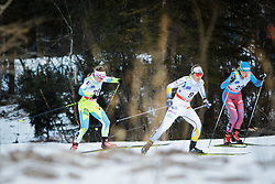 Alenka Cebasek (SLO) during Ladies 1.2 km Free Sprint 1/4 final race at FIS Cross<br /> Country World Cup Planica 2016, on January 16, 2016 at Planica,Slovenia. Photo by Ziga Zupan / Sportida