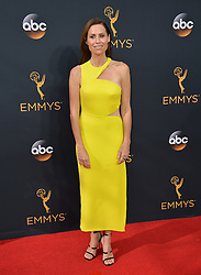 Minnie Driver bei der Verleihung der 68. Primetime Emmy Awards in Los Angeles / 180916<br /> <br /> *** 68th Primetime Emmy Awards in Los Angeles, California on September 18th, 2016***