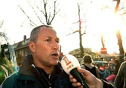 18-11-2007 ATLETIEK: ZEVENHEUVELENLOOP: NIJMEGEN<br /> Pieter Langenhorst Coach Trainer<br /> ©2007-WWW.FOTOHOOGENDOORN.NL