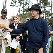 Bill Murray at the 2009 AT&T Pebble Beach Pro Am