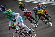Cruiser - 12 & Under Men #14 (GATT Cameron) AUS at the 2018 UCI BMX World Championships in Baku, Azerbaijan.