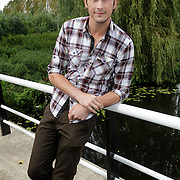 NLD/Amsterdam/20120822 - Perspresentatie SBS Sterren Springen, deelneemster Ryan Arkenbout