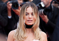 Actress Margot Robbie at the Once Upon A Time... In Holywood gala screening at the 72nd Cannes Film Festival Tuesday 21st May 2019, Cannes, France. Photo credit: Doreen Kennedy