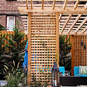 Garden design in Brooklyn