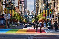 Stephen Avenue Walk & Centre Street, Calgary