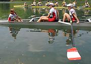 Lucerne, Switzerland.  2010 FISA World Cup. Lake Rotsee, Lucerne.  14:18:44   Sunday  11/07/2010.  [Mandatory Credit Peter Spurrier/ Intersport Images]