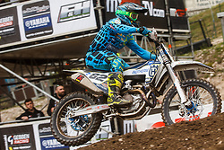 Klemen Gercar #62 of Slovenia during MXGP Trentino Qualifying Race, round 5 for MXGP Championship in Pietramurata, Italy on 15th of April, 2017 in Italy. Photo by Grega Valancic / Sportida