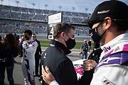 January 30-31, 2021. IMSA Weathertech Series. Rolex Daytona 24h:  #48 Ally Cadillac Racing, Cadillac DPi, Jimmie Johnson,  Jeff Gordon