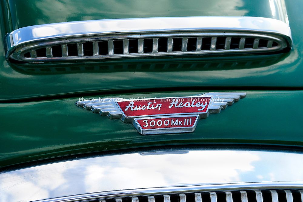 Austin Healey 3000 MkIII 1959-1967, Front Detail - 2010