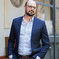Matthew Thomas, Casa della Letteratura, Rome, Italy. <br /> Le Conversazioni, Capri, Italy, 22 June 2015<br /> <br /> Photograph by Steve Bisgrove/Writer Pictures<br /> <br /> WORLD RIGHTS