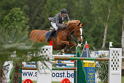 Thiry Jose (BEL) - Soraya De L'Obstination<br />