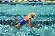 UNITED STATES-SUN CITY-Swimming pool in Sun City, a retirement community in Arizona. PHOTO: GERRIT DE HEUS <br /> VERENIGDE STATEN-SUN CITY-  Sun City. Zwembad. PHOTO GERRIT DE HEUS