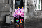 Verregend carnaval, Maastricht
