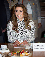 State Visit King and Queen of Jordan, Brugge 19-05-2016