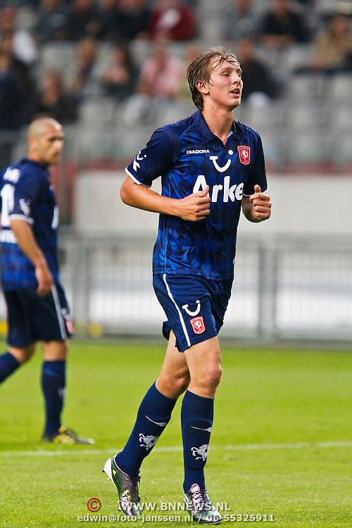 NLD/Amsterdam/20100731 - Wedstrijd om de JC schaal 2010 tussen Ajax - FC Twente,