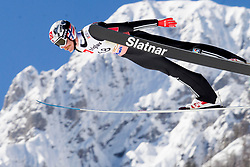 Robert Johansson of Norway during the Ski Flying Hill Individual Qualification at Day 1 of FIS Ski Jumping World Cup Final 2018, on March 22, 2018 in Planica, Ratece, Slovenia. Photo by Urban Urbanc / Sportida