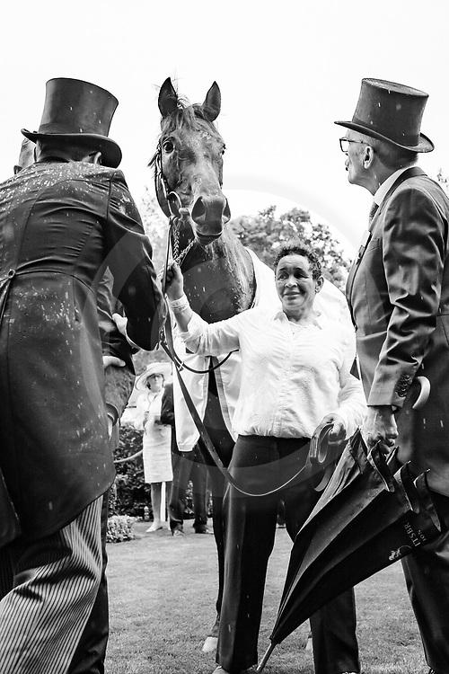 Arizona (R. Moore) wins Coventry Stakes Gr.2 at  Royal Ascot, 18/06/2019, photo: Zuzanna Lupa