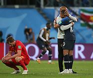 Belgium v France 100718 A